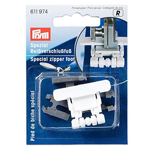 Prym 611 974 RV-Fuß für Nähmaschinen für unsichtbare RV